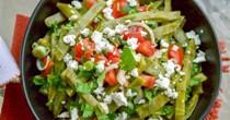 Cactus Salad / Ensalada de Nopal