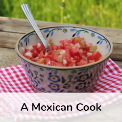 a mexican cook