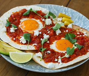Eggs Motul Style Recipe