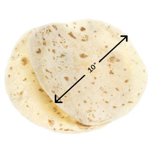 "10"" Flour Tortilla"