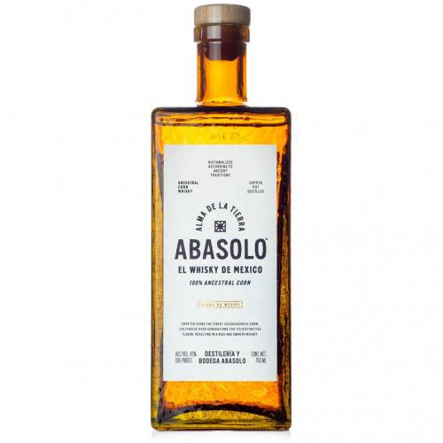 Abasolo Corn Whisky 700ml