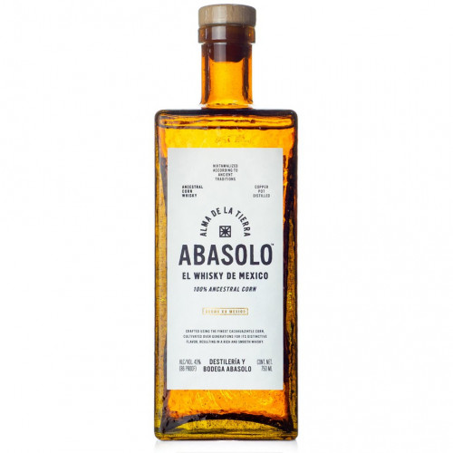 Abasolo Corn Whisky 700ml
