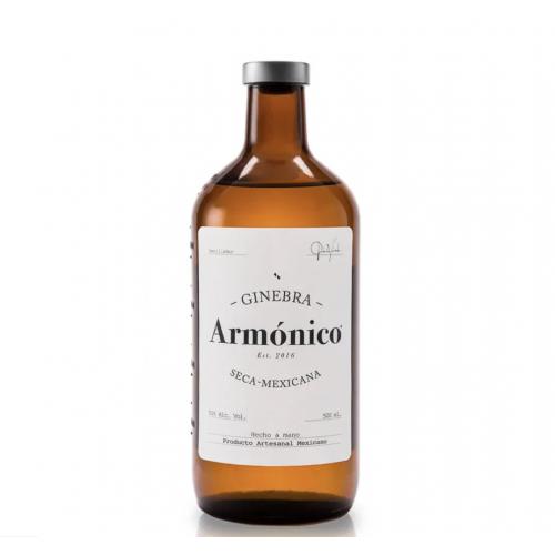 Armonico Gin Seco 50%  500ml bottle