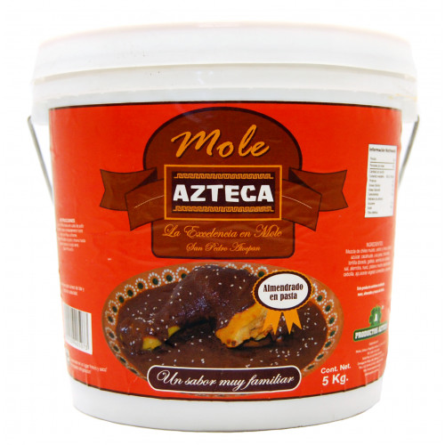 Azteca Mole Almendrado 5kg
