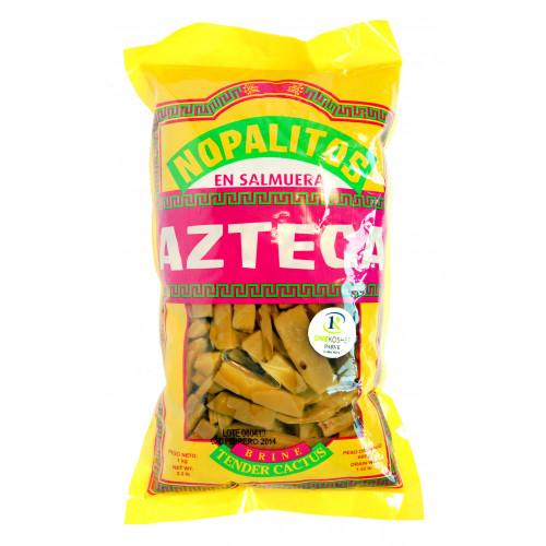 Azteca Cactus Strips Pouch 12 x 1kg Case