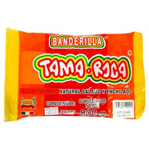 Tama Roca 20 banderillas 800g