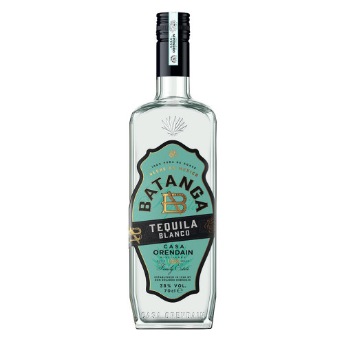 Batanga Tequila 100% Agave Blanco 700ml