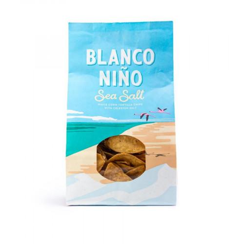 Blanco Nino Sea Salt White Corn Tortilla Chips 170g