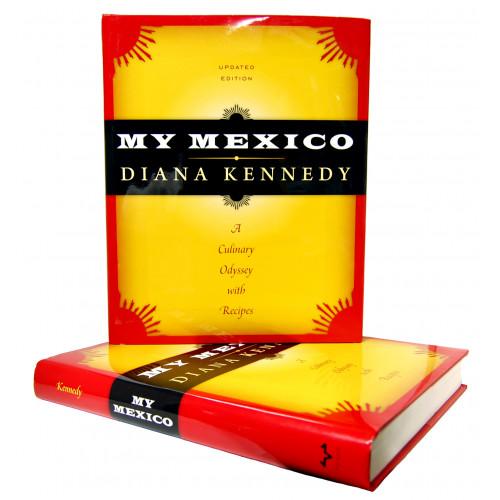 My Mexico by Diana Kennedy