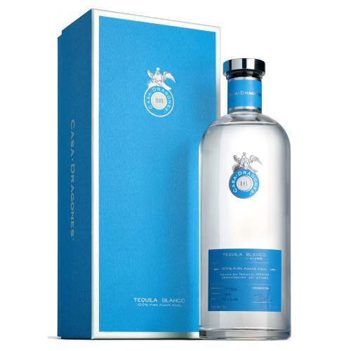 Casa Dragones tequila blanco 700ml