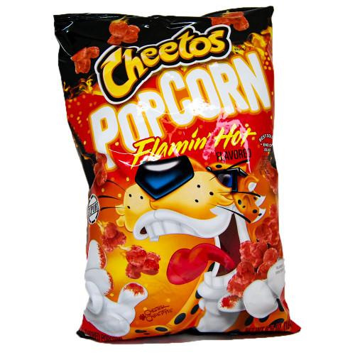 Cheetos Popcorn Flamin Hot 12 x 184g