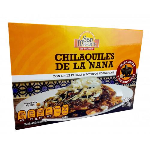 San Miguel Chilaquiles De La Nana 370g
