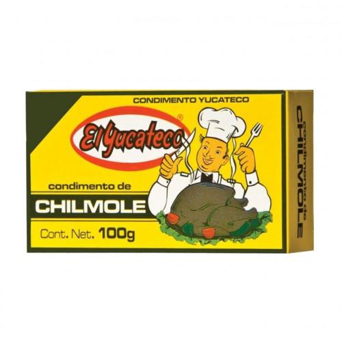 El Yucateco Chilmole Paste 100g