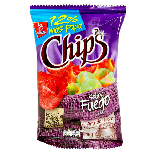 Chips Fuego 46g