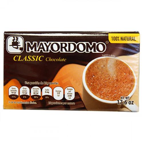 Mayordomo Chocolate 24 x 500g Case