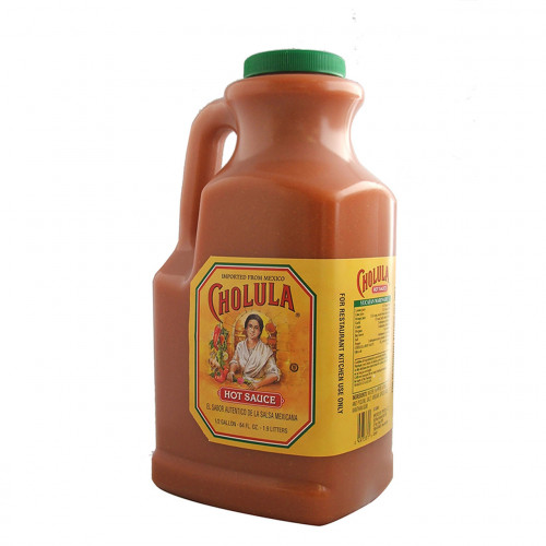 Cholula Original 4x1.9lt Case