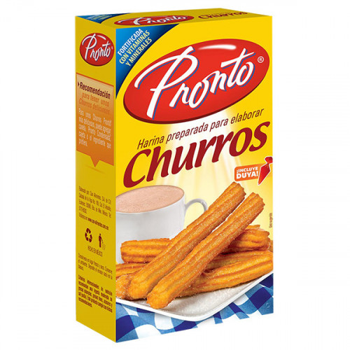 Churros Mix - Pronto 12x350g case