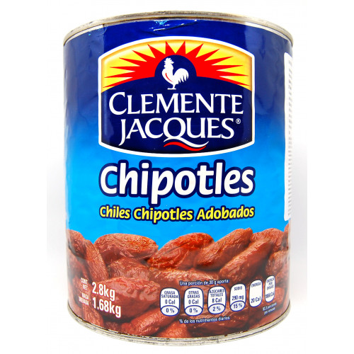 Clemente Jacques Chipotle in Adobo 6x2.8kg Case