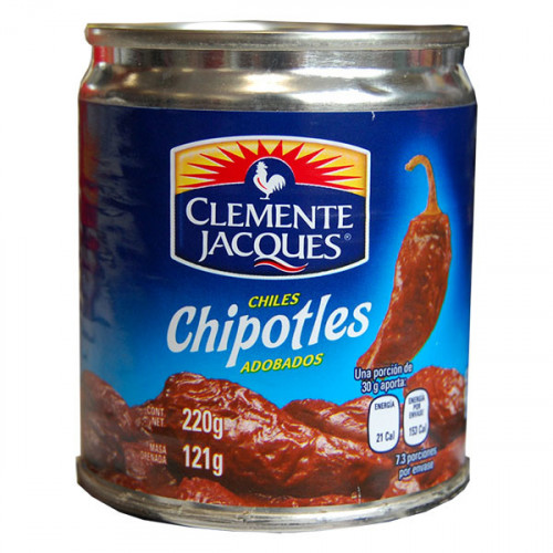 Clemente Jacques Chipotle in Adobo 24 x 210g Case