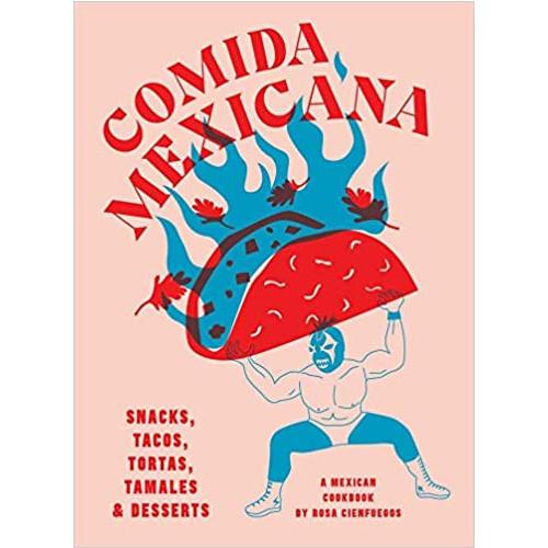 Comida Mexicana Book