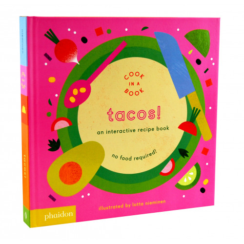 Cook in a Book Tacos