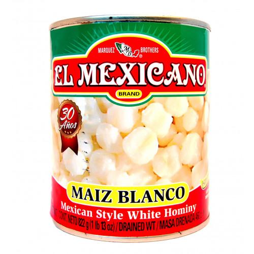 El Mexicano Pozole 12x822g Case