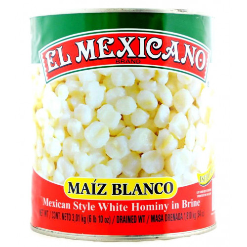 El Mexicano Pozole 3kg