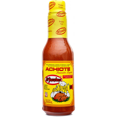 El Yucateco Achiote Liquid 300ml
