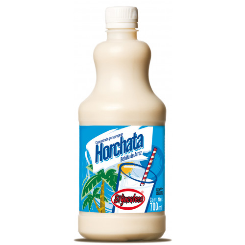 El Yucateco Horchata Concentrate 12x700ml Case