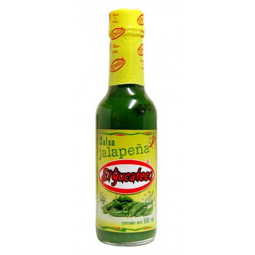 El Yucateco Jalapeno Salsa 150 ml