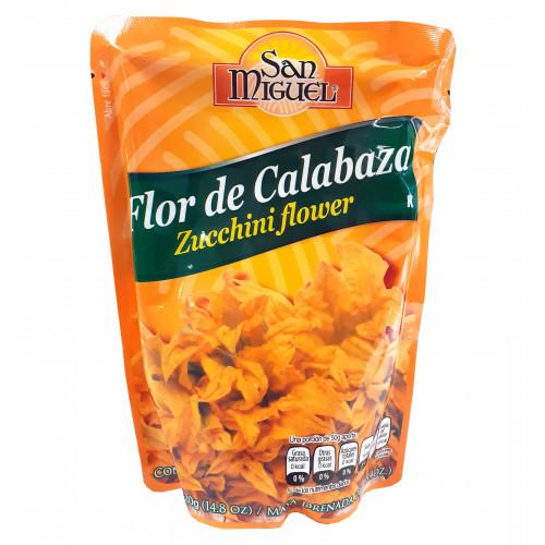 San Miguel Flor De Calabaza Pouch 420g