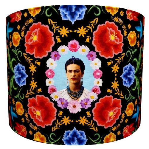 Frida Kahlo Floral Light Shade
