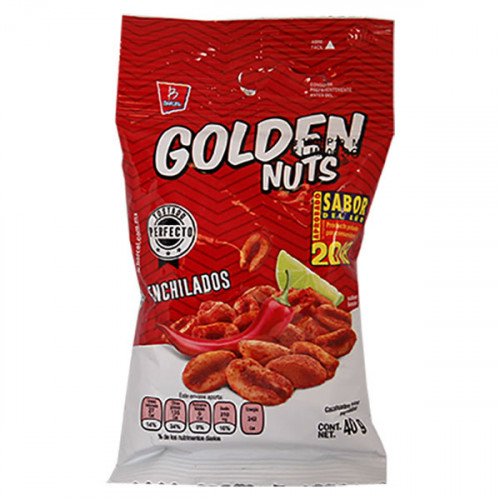 Golden Nuts 40g