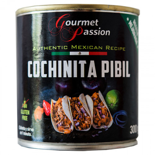 Gourmet Passion Cochinita 6x300g Case
