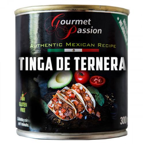 Gourmet Passion Tinga de Ternera 6x300g Case