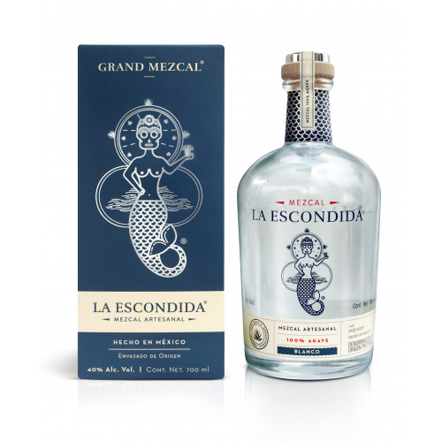 La Escondida Grand Mezcal