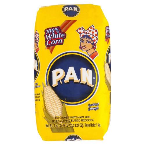 Harina Pan Blanca 1kg