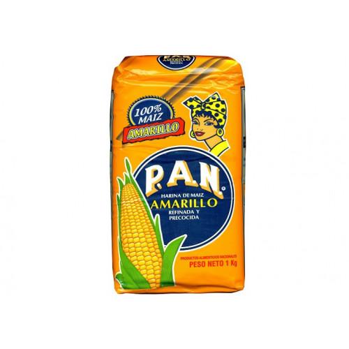 Harina Pan Amarilla 1kg