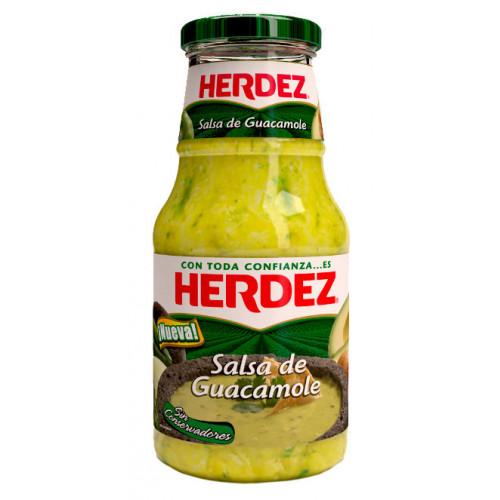 Herdez Salsa Verde with Avocado 12x240g Case