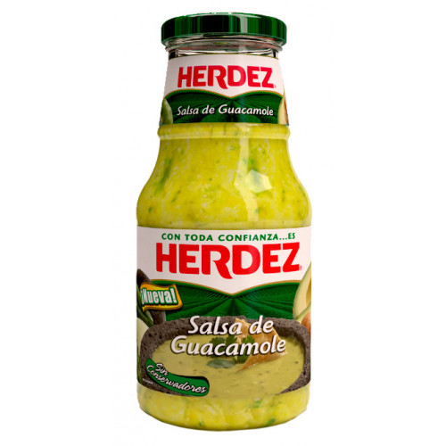 Herdez Salsa Verde with Avocado 12x240g Case