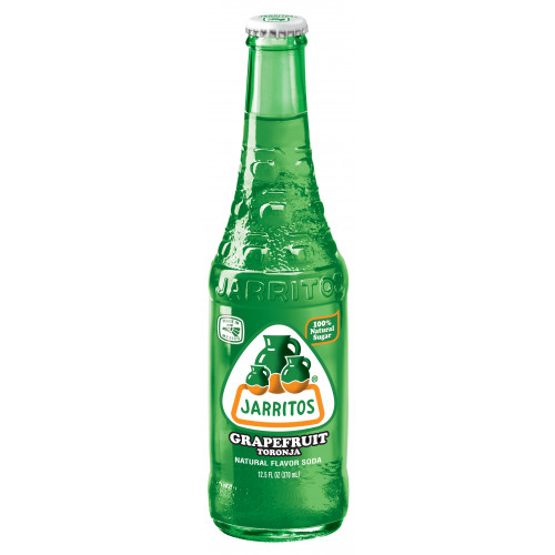Jarritos Grapefruit 24x370ml Case