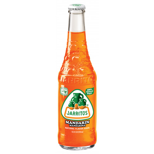 Jarritos Mandarin 24x370ml Case