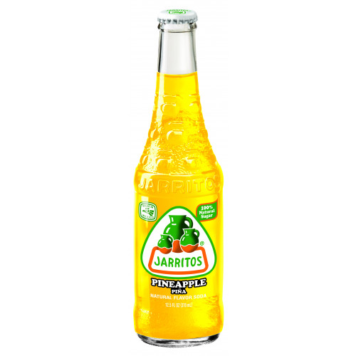 Jarritos Pineapple 24x370ml Case