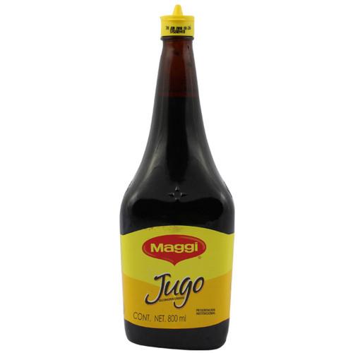 Maggie Black Sauce Bottle 6 x 800ml