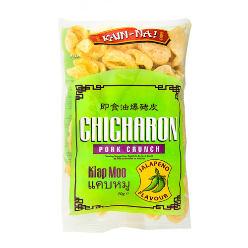 Chicharron Jalapeno 70g
