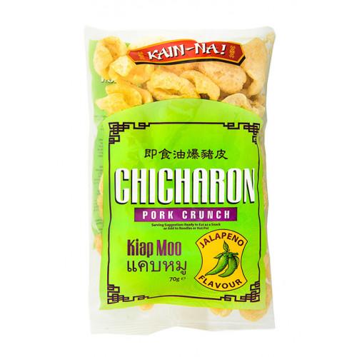 Chicharron Jalapeno 20 x 70g Case