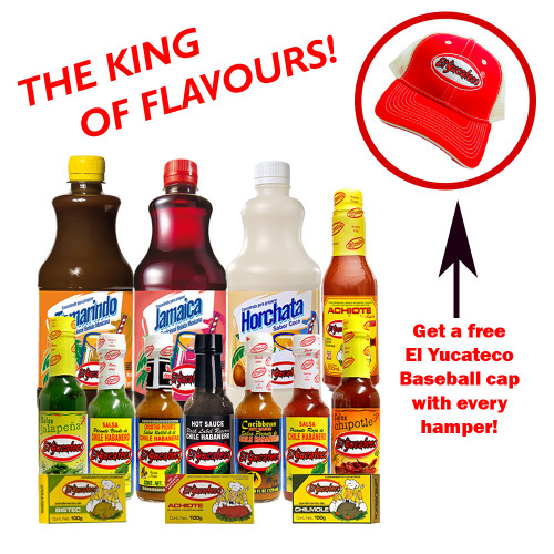 El Yucateco Hamper 'King of Flavours'