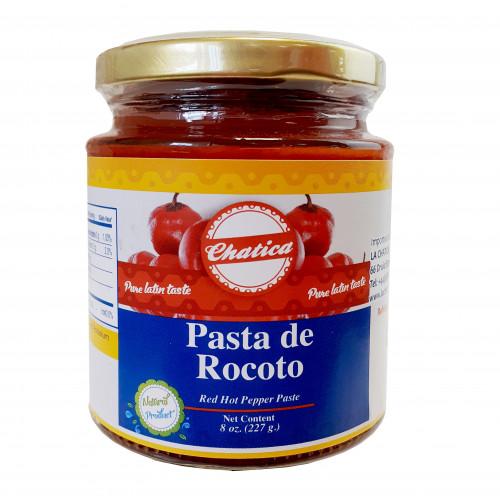 Chatica Rocoto Paste 227g