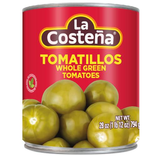 La Costena Tomatillos 12 x 794g