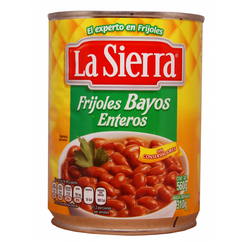 La Sierra Pinto Beans Whole 12x560g Case